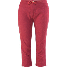Millet Babilonia Hemp - Shorts Femme - rouge
